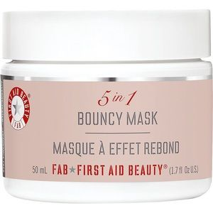 First Aid Beauty 5 in 1 Bouncy Mask 1.7 oz NIB